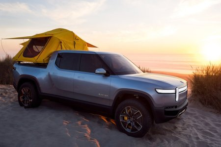 Will Rivian's R1T Beat Tesla to Become the First Feasible Electric Pickup?
