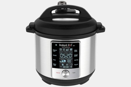 The Instant Pot Max Is a Dutch Oven, Canner and Sous Vide Cooker … and It's $50 Off