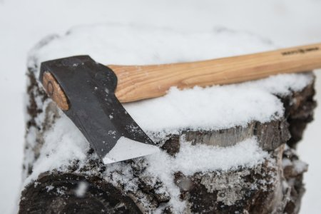 The Secret History of Sweden's 300-Year-Old Hand-Forged Axe Factory