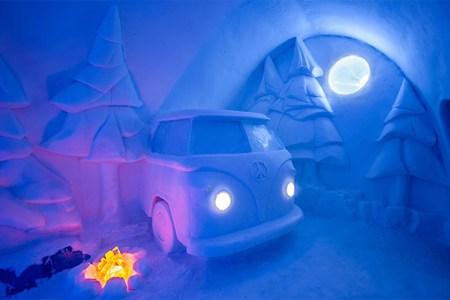 Sweden's Legendary Ice Hotel Is Back