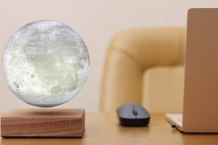 Your Nightstand Deserves a Conversation-Starting Lamp From Huckberry's Lighting Sale