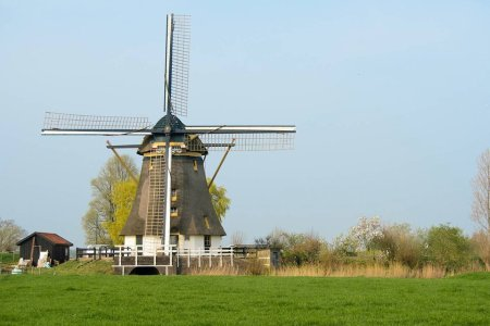 The 7 Best Converted Windmill Homes on Airbnb