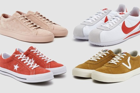 Spice Up Your Boring Sneaker Collection With This Extensive Sale