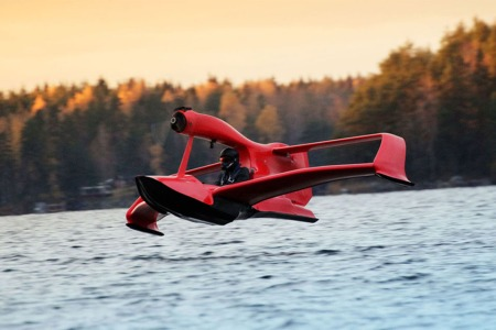 No, It Doesn't Get Any Better Than an All-Electric Flying Jet Ski