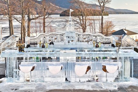 These 5 Upstate Ice Bars Are Worth the Journey