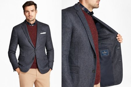 This All-Purpose Brooks Brothers Blazer Is $200 Off
