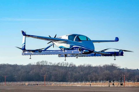 Boeing Just Entered the Race for the First Flying Car