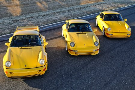 Behold All 10 Porsches the Billionaire WhatsApp Founder Is Auctioning Off