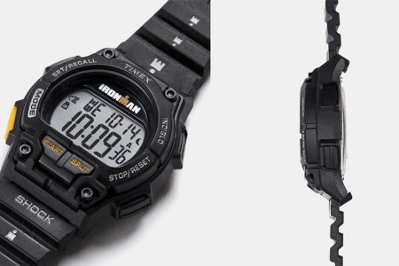 Snag Timex's Iconic Ironman Fitness Watch for $30 Off