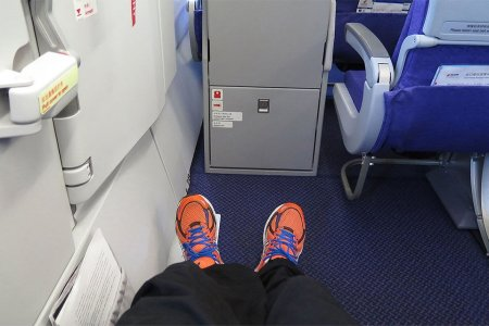 The Airline(s) Where You're Most Likely to Score an Exit Row for Free