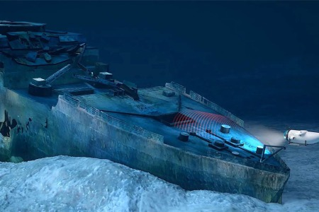 Dive to the Titanic Wreck, Then Eat the Ship's Actual 1912 Menu