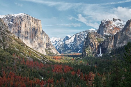Visit Yosemite, Yellowstone and the Grand Canyon … Via Chartered Jet