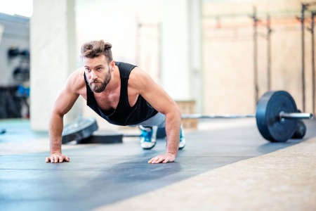 How to Improve Your Push-Up Capacity, the Ultimate Home Heart Test