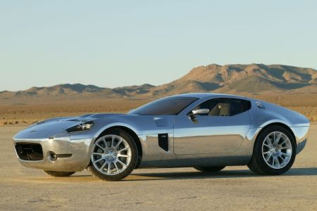 Hold Onto Your Butts: The Shelby GR-1 Concept Is Headed to Production