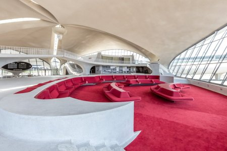 A Look Inside the Glorious, Long-Awaited TWA Hotel, Now Booking