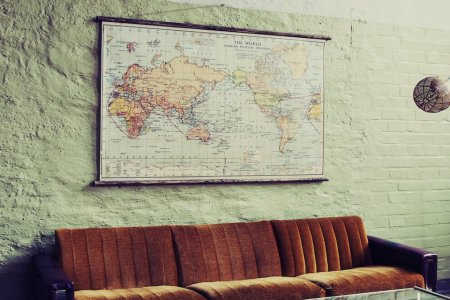 No Workspace Is Complete Without a Map, and These Are on Sale