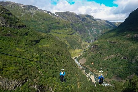 The World's 7 Best Ziplines