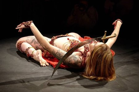 A New SF Supper Club Involves Acrobats, Belly Dancing