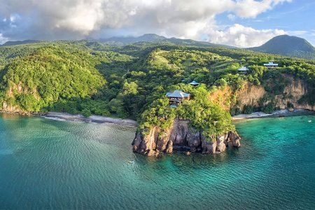 Tackle the Caribbean's Longest Trail with a Treehouse Villa as Your Base Camp