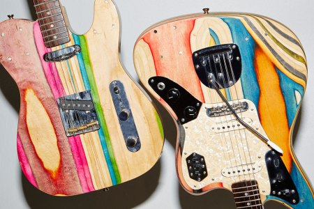 The Prettiest Guitar You'll See Today