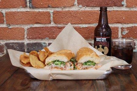 The LA Book of Sandwich, Vol. 1: The Eastside