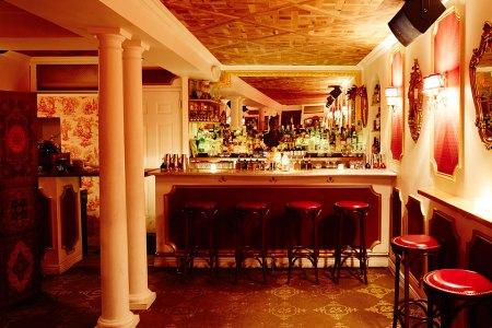 """Burrata, Burlesque and a Bar Called """"Boudoir"""""""