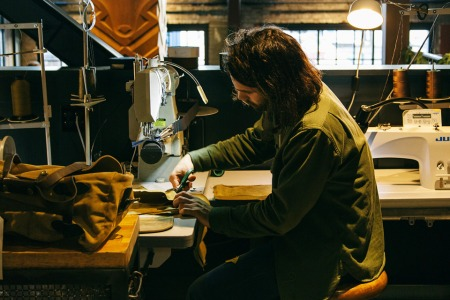 A Day in the Life of Filson's Restoration Department