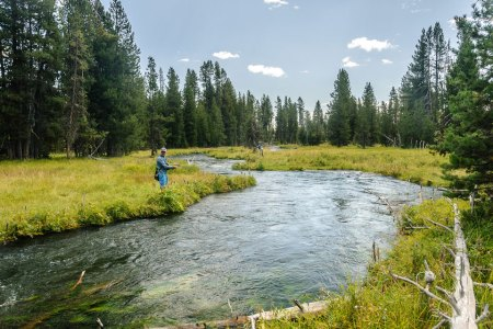 Behind Every Great Outdoorsman Is a Top-Notch Guide