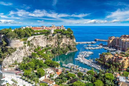 If __ Wins the Election, I'm Moving To … Monaco