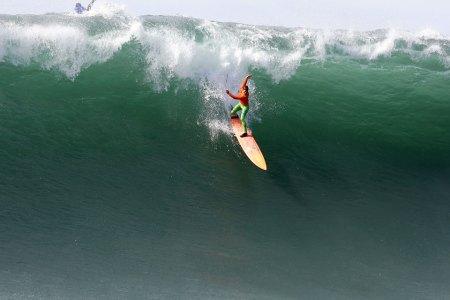 How Big Wave Surfer Nic Lamb Trains for the Job
