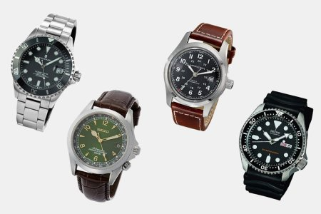 5 Great Automatic Watches Under $500