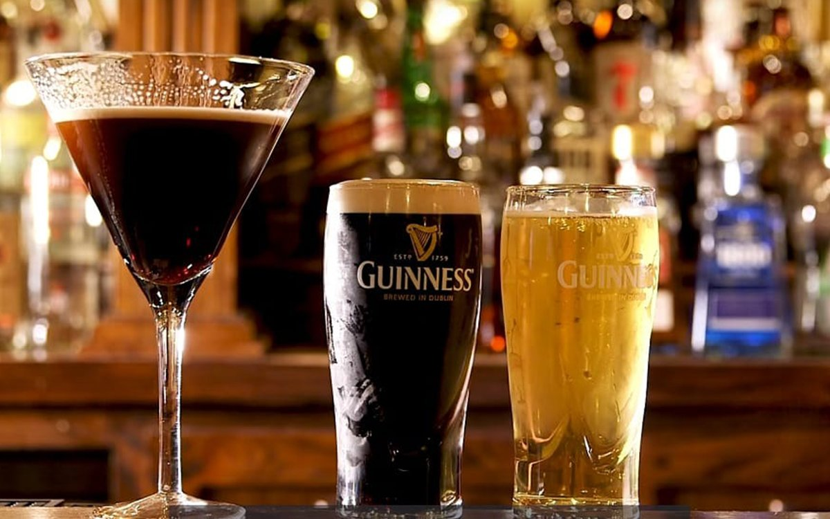 A British Professor Says We've All Been Pouring Guinness Wrong