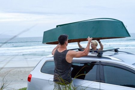 Build Your Own Adventure With This DIY Rowboat Kit