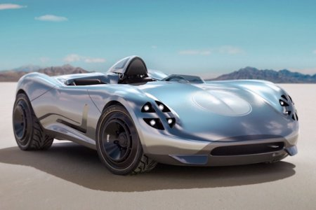 A New Startup Lets You Design a Car. Then They 3D-Print It.