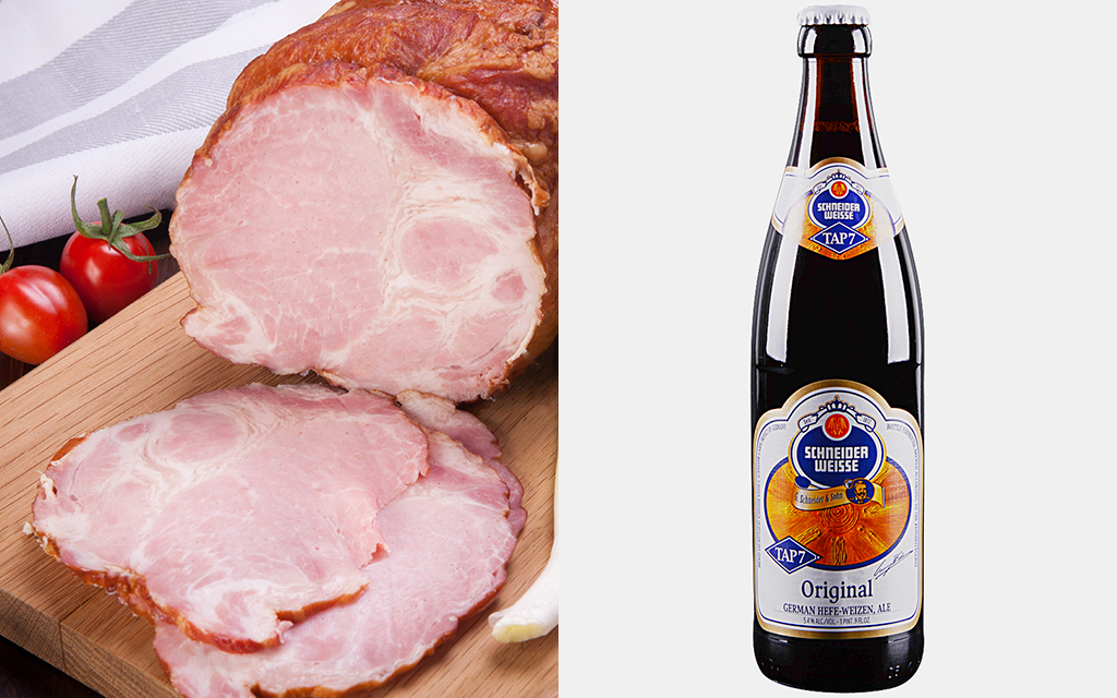 Best Beer Pairing Baked Ham
