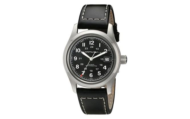 Hamilton Men's H70455733 Khaki Field Watch