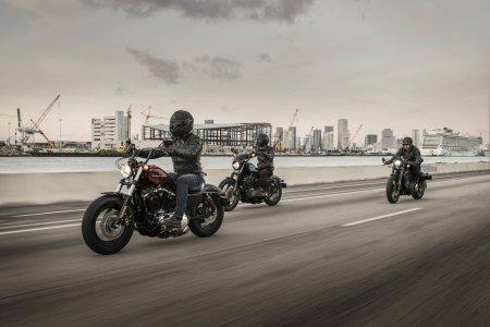 Harley Davidson Needs Some Interns to Barnstorm Around America This Summer