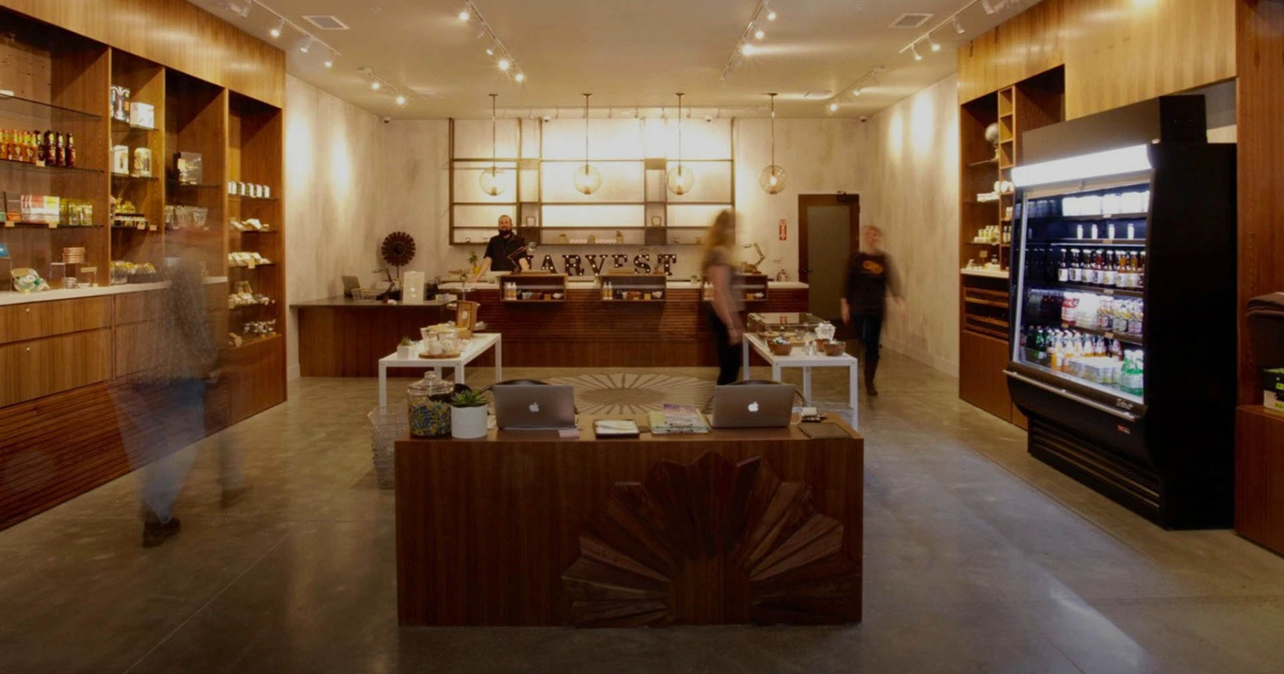 Finally, a Pot Shop for Adults