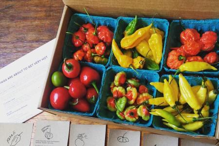 If You Can Handle the Heat, This Chili Pepper Subscription Is For You