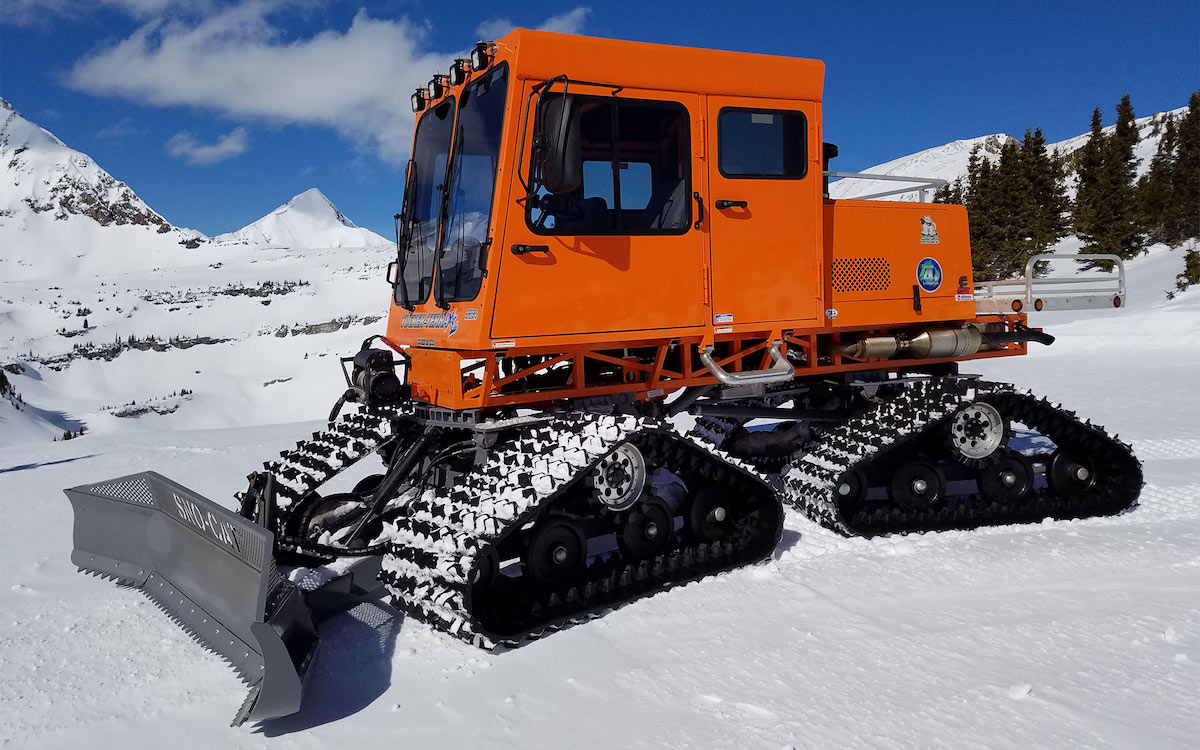 Who Needs a Boat When You Can Buy a Vintage Sno-Cat?