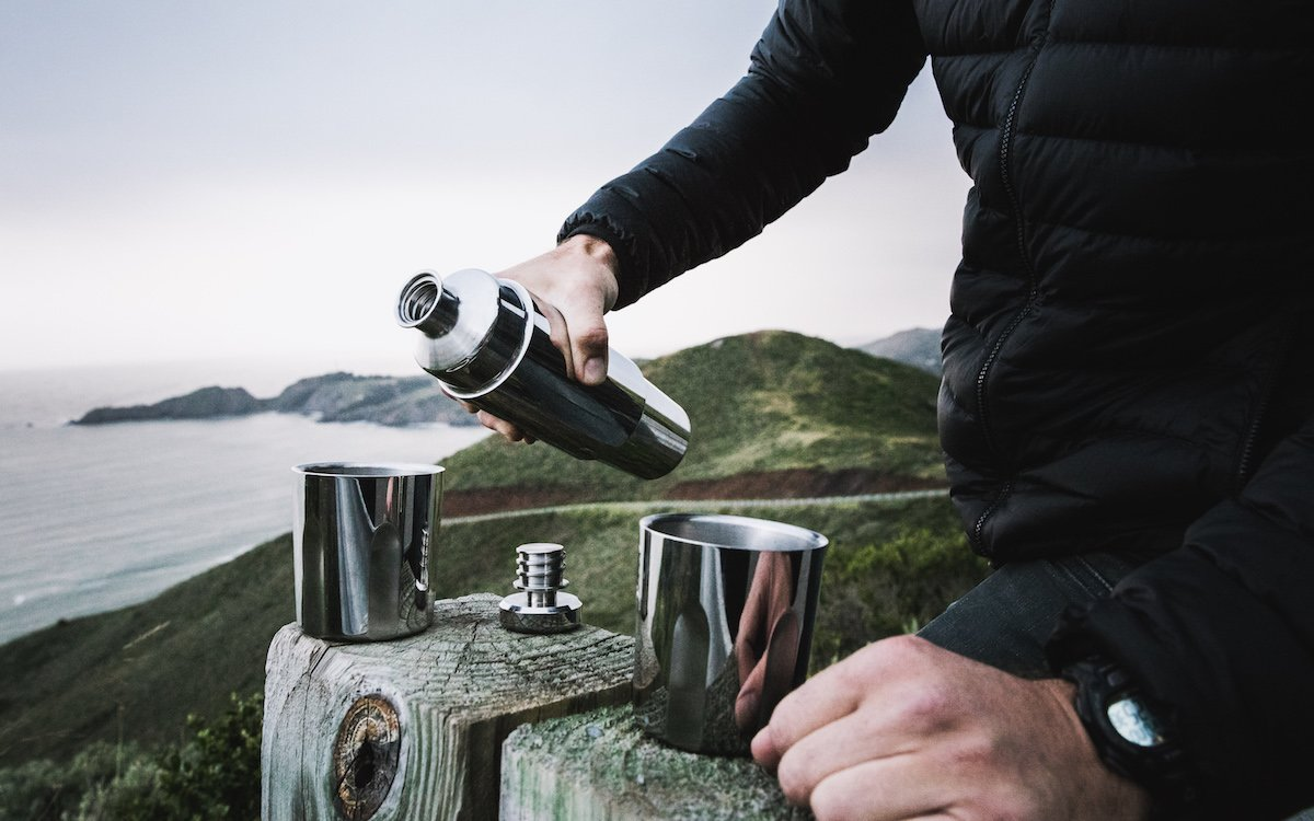 12 Superior Flasks and Travel Cups for Every Type of Adventure