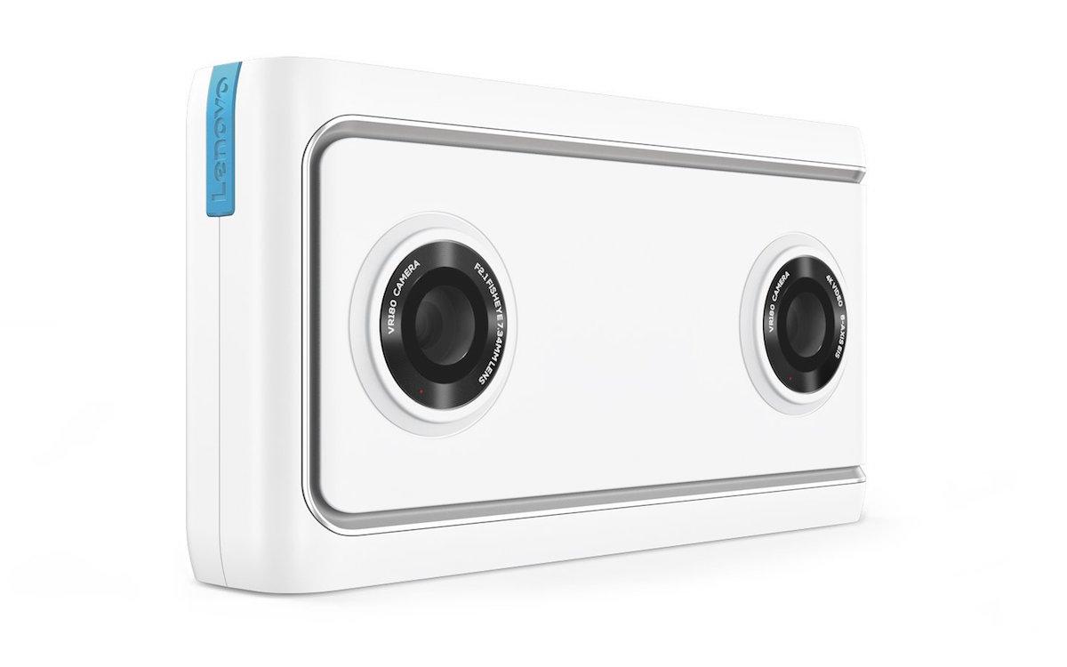 The Camera So Easy a Caveman Could Create Virtual Reality Videos