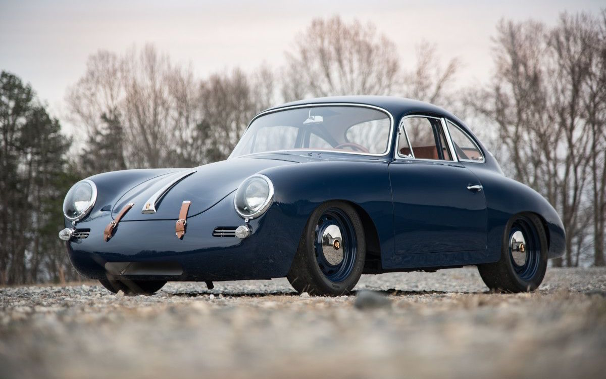 Look at This One-of-a-Kind 1964 Porsche 356C Outlaw; Weep