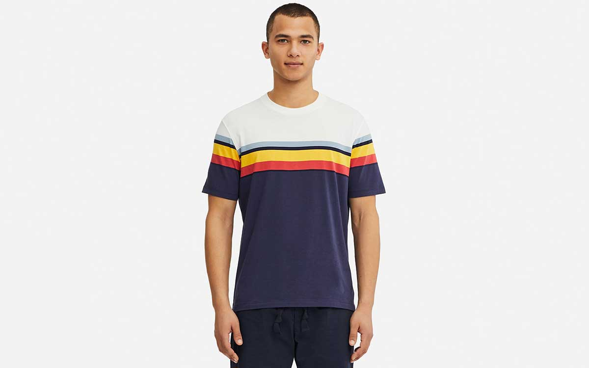 Stripes and Color-Blocks Abound: The 6 Best Pieces from Uniqlo's Spring Collection