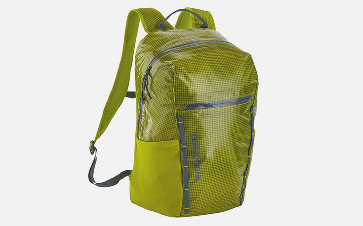 This Indestructible Patagonia Backpack Just Went on Sale