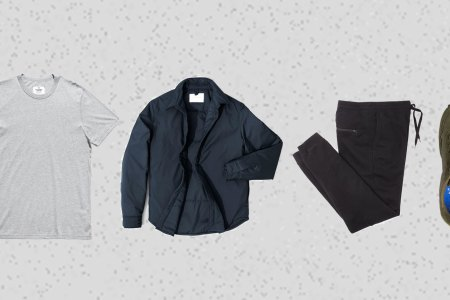 The $250 Outfit: Post-Gym Duty