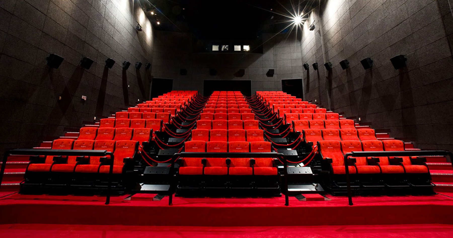 Now Showing: New York's First 4D Theater