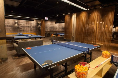 Refined Chinese and One Sexy Ping Pong Nightclub