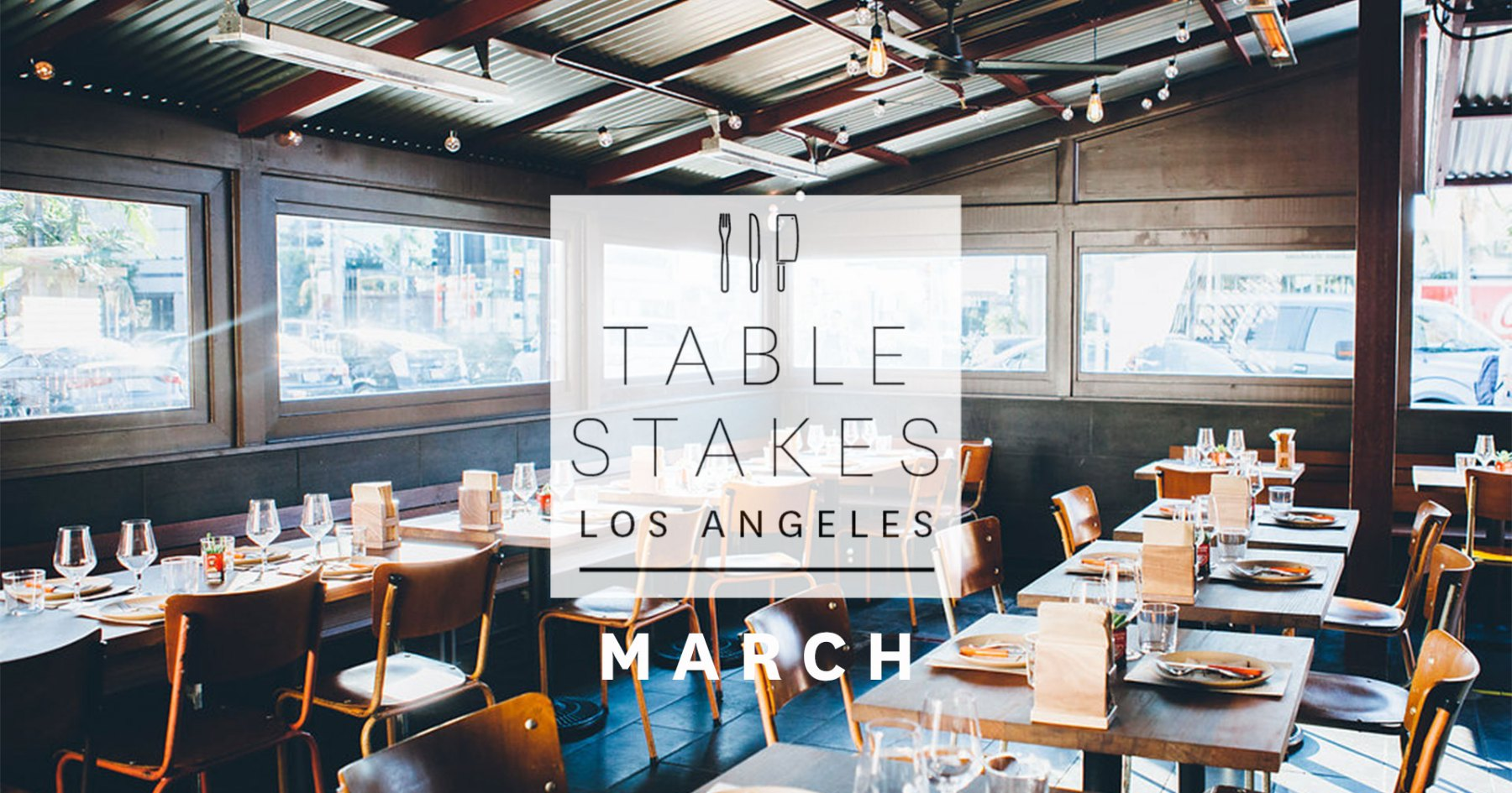 5 Restaurants to Be Seen at in LA. Get Acquainted