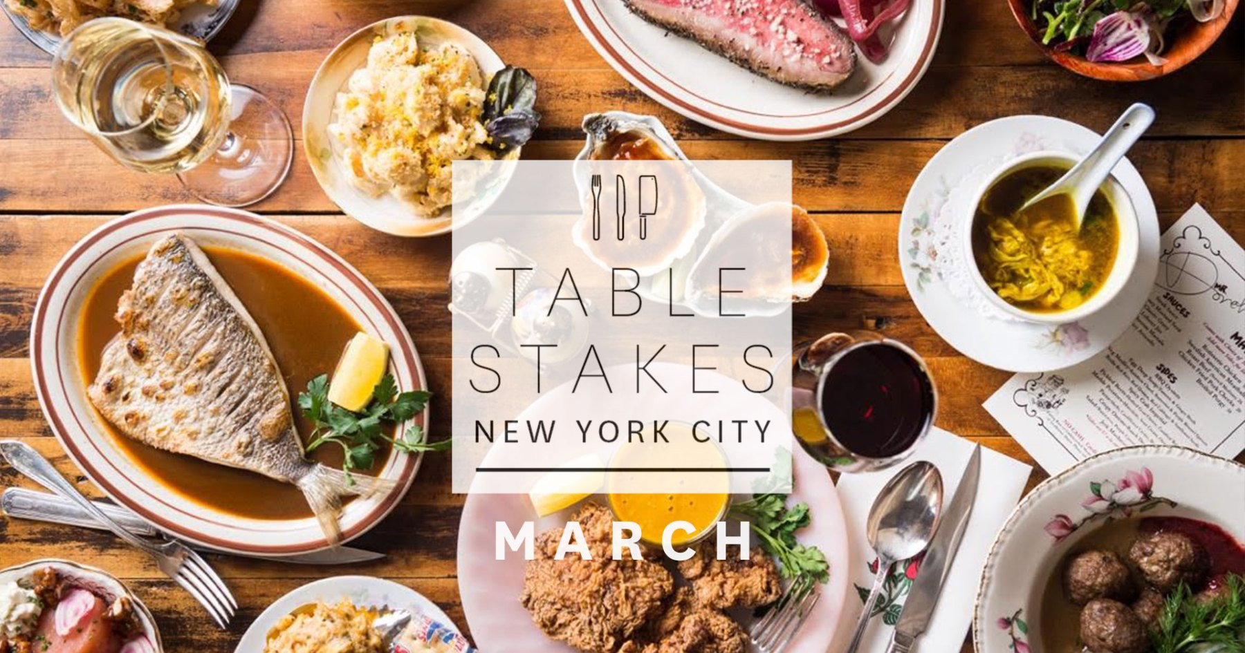 Table Stakes: March